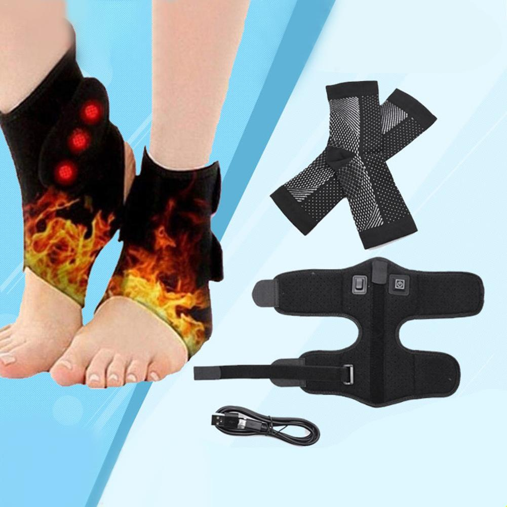 de energia móvel seguro quente-mantendo meias de