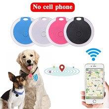 Alarm Anti-Lost-Tracker Locator Tracking-Finder-Device Pet-Dog-Cat Spy Bluetooth Mini