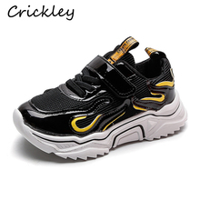 Autumn Girls Sneakers Mesh Breathable Comfortable Sports Shoes for Kids Boys White Running Shoes Children Sneakers