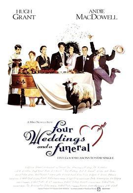 四個婚禮和一個葬禮中字
