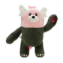 Cute Doll Bewear Pink Brown Bear Plush Toy Bear Soft Stuffed Dolls 8'' 20 CM блуза bewear bewear be084ewazbe3