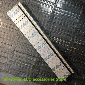 Image 5 - New  40PCS/lot 7LED(3V) 618mm*18mm LED backlight TV strip Bar GJ 2K15 D2P5 315 D307 V1 for 32 Inch TV 32HHA5857 LM315WF1