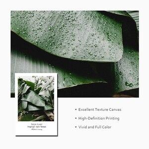 Image 5 - Nordic Bos Landschap Plant Scandinavische Canvas Poster Abstract Herten Muur Art Print Schilderij Muur Foto S voor Woonkamer