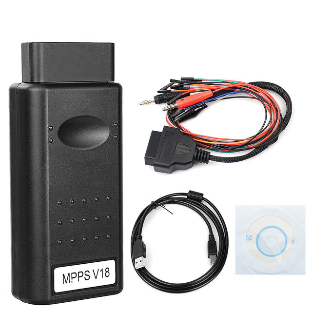 2020 New arrived MPPS V13/V18/V21 MAIN + TRICORE + MULTIBOOT with Breakout Tricore Cable with free shipping Auto Key Programmers    -