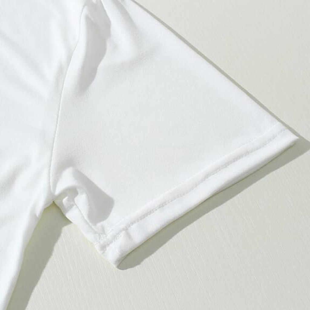 Vrouwen Lippen Gedrukt T-shirt Korte Mouw Dames Casual Ronde Hals Tee Tops Zomer Dame O-hals Tuniek Tops Vrouwelijke Overhemd blusas
