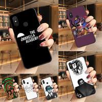 Yinuoda-funda del teléfono carcasa para Redmi K20 Note 5 7 7a 6 8 Pro note 8T 9 Xiaomi Mi 8 9 SE