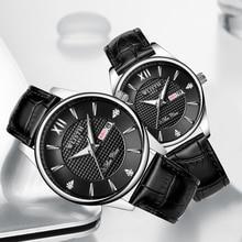 цена men's business casual calendar week analog display luminous 30 meters waterproof quartz steel strap band belt couple wrist watch онлайн в 2017 году