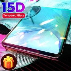 15D Защитное стекло для Huawei MatePad 10,4 T8 8,0 Защита экрана для Huawei MatePad Pro 5G 10,8 Закаленное стекло пленка