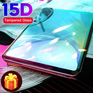 15D Protective Glass On The For Huawei MatePad 10.4 T8 8.0 Screen Protector For Huawei MatePad Pro 5G 10.8 Tempered Glass Film(China)