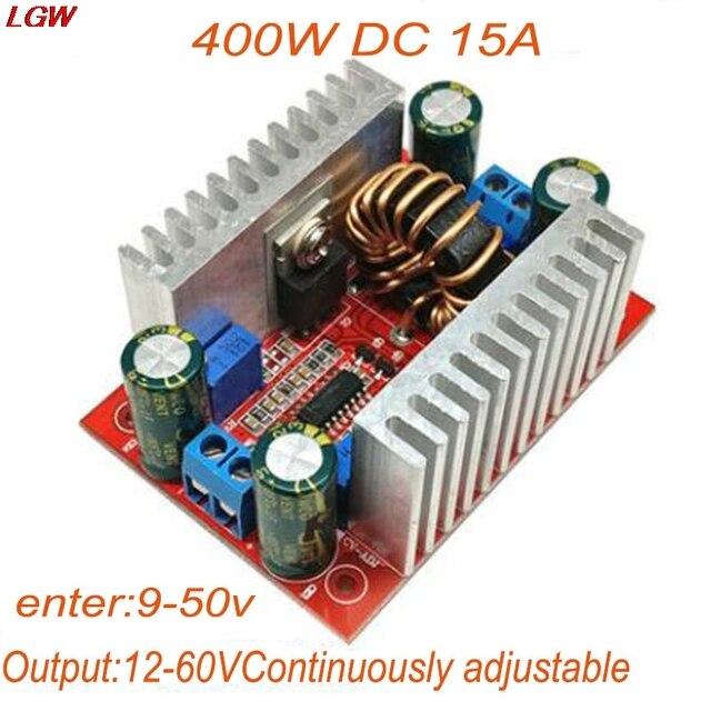 Постоянный ток 400 Вт 15 А высокая мощность стабильное напряжение