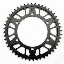 530 Roda Dentada da motocicleta Traseiro Para Yamaha XJR1200R XJR1200SP XJR1200 95 02 XJR1300 98 03 YZF750 SP YZF750R 93 97 FZR750 88 92