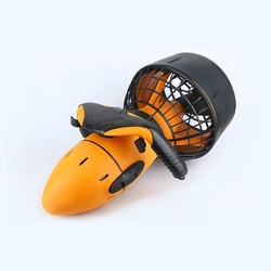 300W Underwater Scooter Drone 6KM/h 30m Depth 40-60mins Use Time Dual Speed Electric Sea Diving Snorkeling Booster Portable Dron