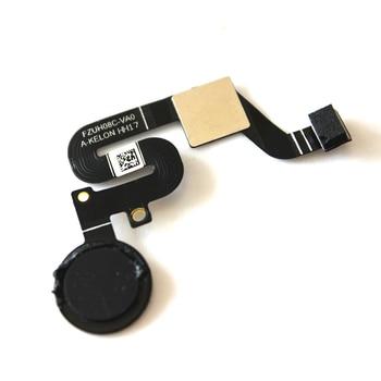 10pcs/lot Sensor Flex Cable For Nokia 5.1 Plus X5 Home Button Fingerprint Menu Return Key Recognition Black