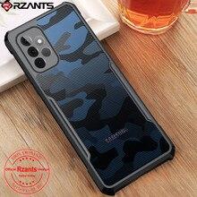삼성 갤럭시 A52 A72 케이스 딱정벌레 위장 에어백 펌퍼 충격 방지 케이스 투명 전화 쉘 Funda 소프트 커버, Samsung Galaxy A52 A72 용 케이스