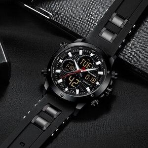 Image 5 - Readeel reloj de pulsera deportivo para hombre, resistente al agua, militar, de cuarzo, masculino, 2019