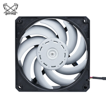 Scythe Gentle Typhoon GT1850 2150 Pwm GT3000 Pwm Computer Case Fan, bedekt Draad 12Cm 4pin Fan Cooler Master Fit 120Mm Fan