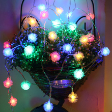 110V/220V 10M LED String Lights Wedding Fairy Light Christmas Decorations Garland Festival Party Garden Home Christmas Decor цена в Москве и Питере