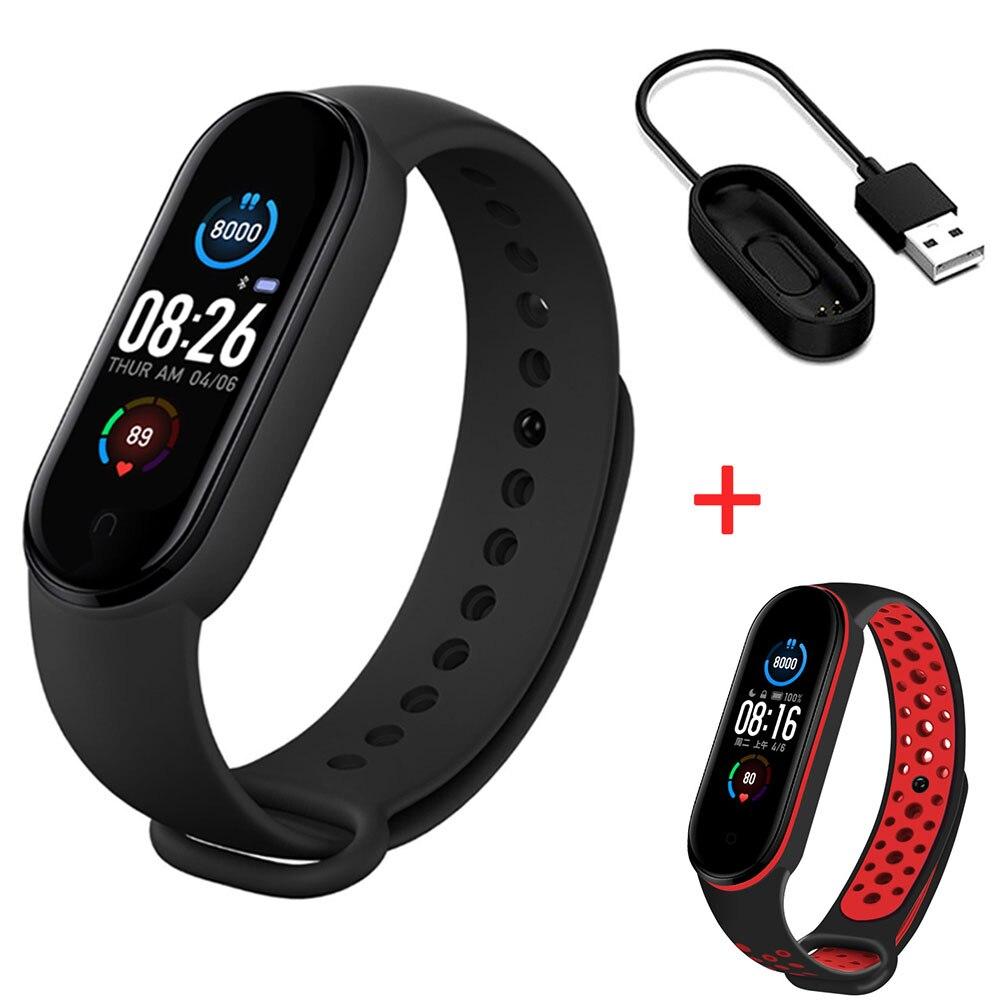 Смарт-часы M5 смарт-браслет M5 спортивный фитнес-трекер Шагомер монитор сердечного ритма кровяного давления Bluetooth браслет для мужчин и женщин