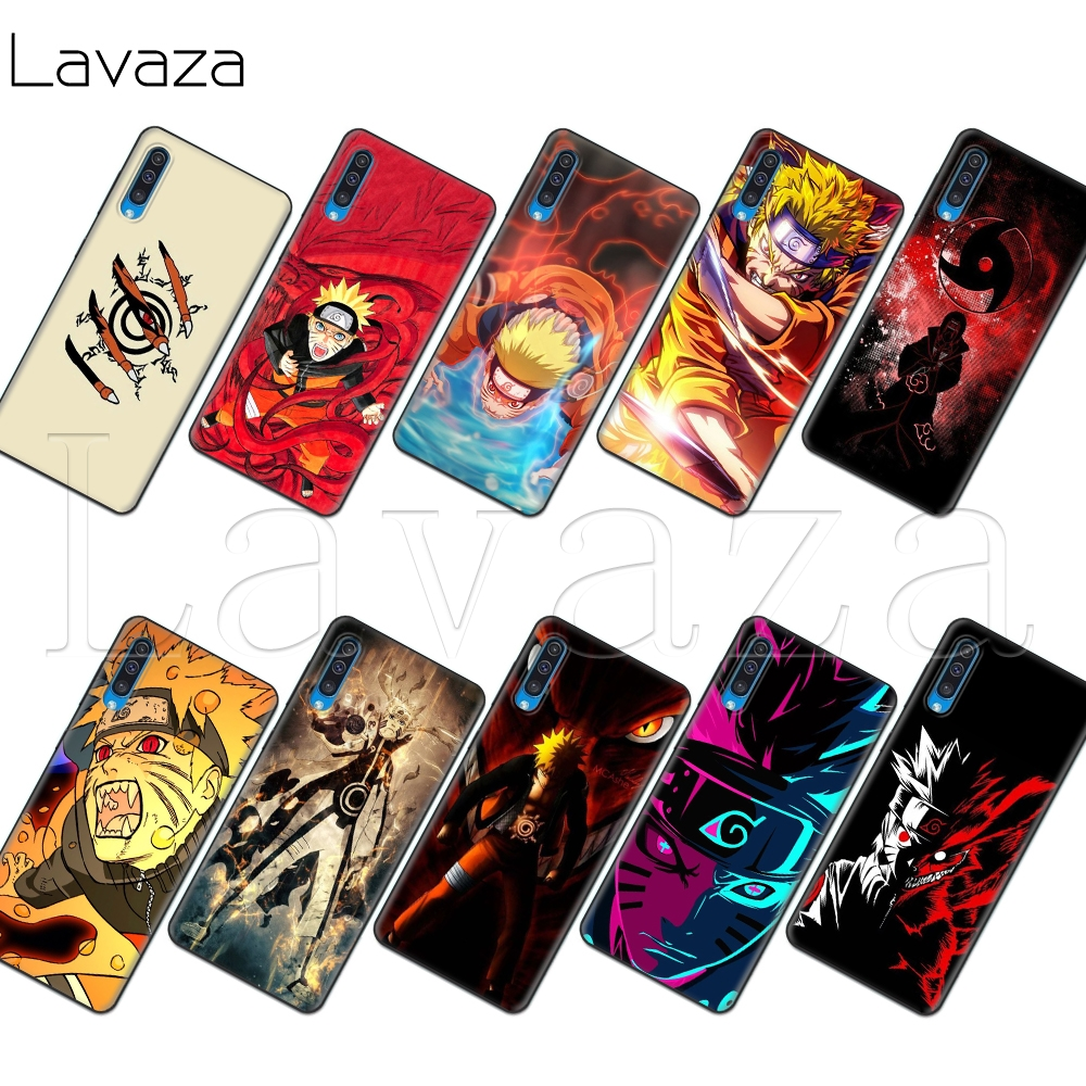 Buy Lavaza Naruto Anime Cartoon Soft Silicone Case for Samsung A2 Core A20e A70s J4 Core J7 Duo J4 J6 J8 Plus Prime 2018 for only 3.29 USD