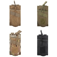 Single Package Bag Multifunctional Adjustable Durable Hunting Accessory For Molle System