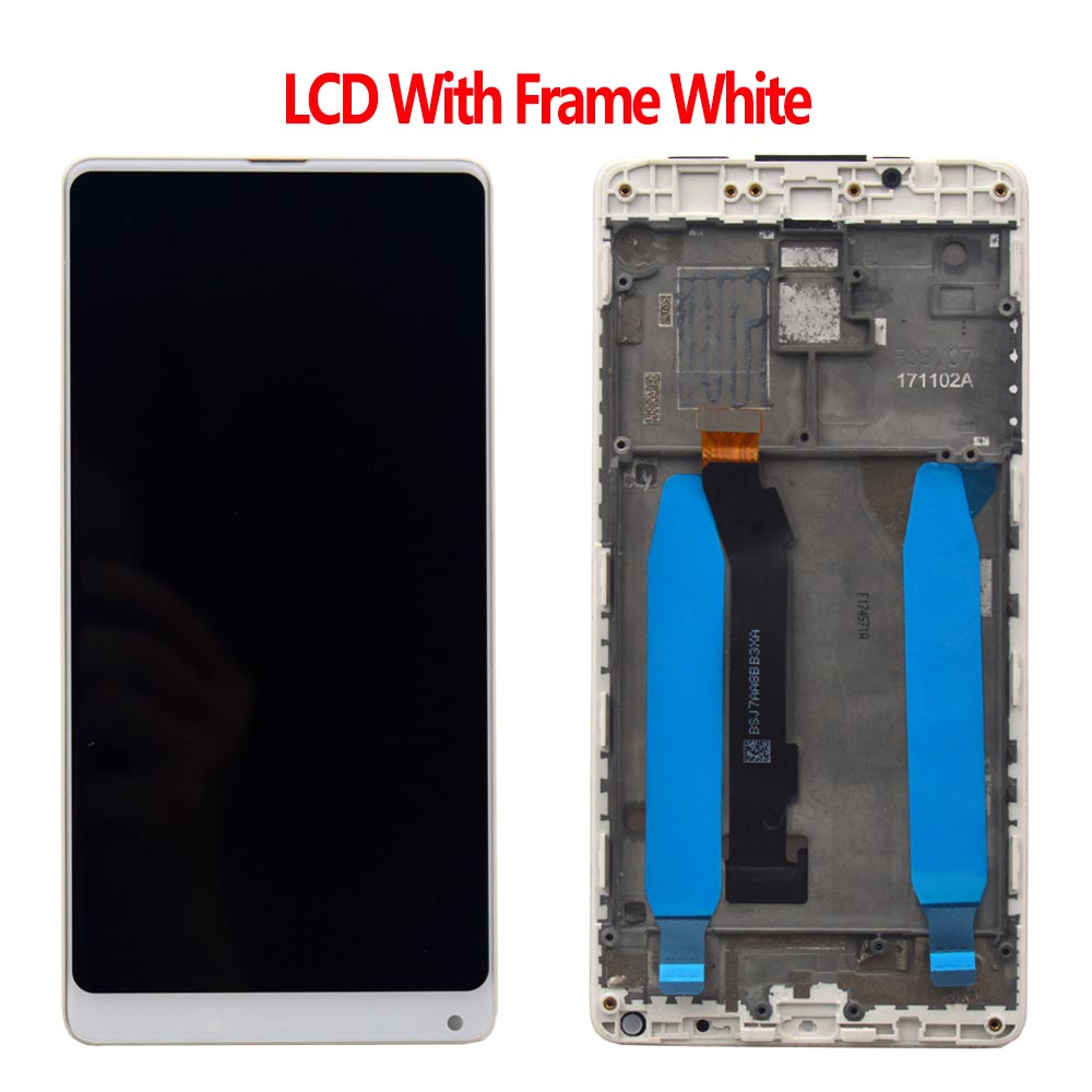 Mix 2 LCD