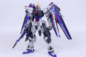 Image 4 - דגם אוהדי במלאי MC shunfeng דגם MOKAI MB מתכת לבנות Gundam חופש 2.0 פעולה איור