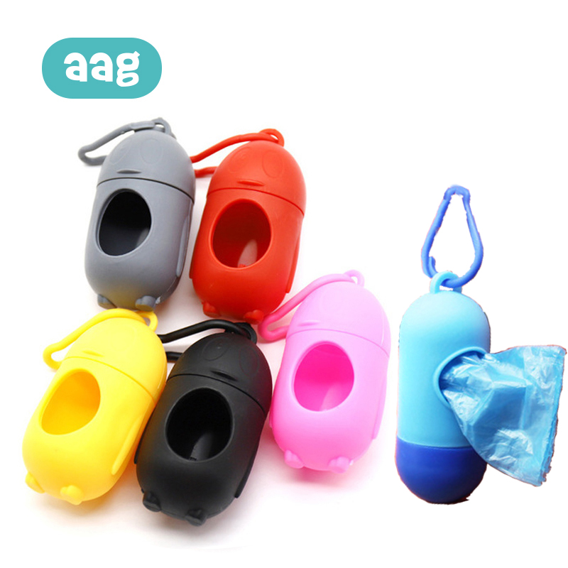 AAG Baby Diaper Trash Bag Recycler Portable Disposable Diaper Pail Organizer Removable Baby Infant Nappy Garbage Bag Box