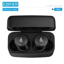 EDIFIER TWS5 Bluetooth V5.0 TWS Earbuds aptX audio decoding IPX5 Waterproof Touch control bluetooth earphone wireless earphones