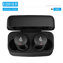 EDIFIER TWS5 Bluetooth V5.0 TWS אוזניות aptX אודיו פענוח IPX5 עמיד למים מגע בקרת bluetooth אוזניות אלחוטי אוזניות