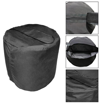50 200 Pounds Portable Cylinder Sandbag Weight Adjustable Sand Bag Gym Training Equipment Weightlifting Stone