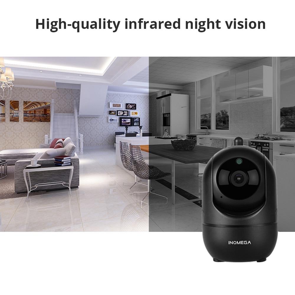 Image 4 - INQMEGA 1080P HD Cloud Wireless IP Camera Intelligent Auto Tracking of Human Home Security Surveillance CCTV Network Wifi CameraSurveillance Cameras   -