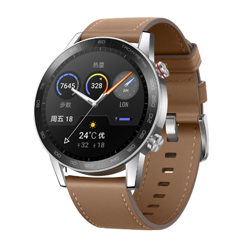 Image 5 - Honor Magic Watch 2 Smart watch Bluetooth 5.1 magicwatch 2 Smartwatch Phone Call Heart Rate For Android iOSSmart Watches   -