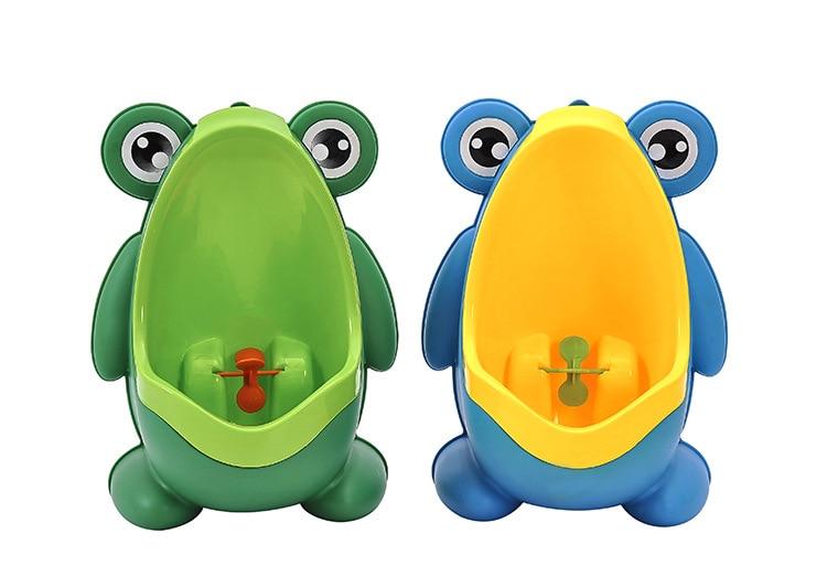 Baby Stand-up Pedestal Pan Children Urinal Urine Cup Infant Urinal