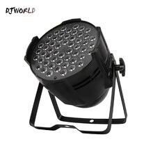Djworld (большой) Алюминиевый сплав led par 54x9w rgb освещение