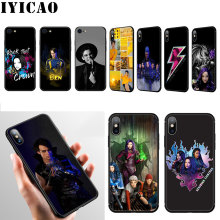 IYICAO Descendants 3 Cameron Boyce Soft Silicone Case for iPhone 11 Pro Max XR X XS 6 6S 7 8 Plus 5 5S SE Phone