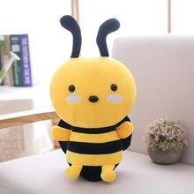 Boneca bebê bonito de 20 \ 25 \ 30 \ 45cm, inseto macio de pelúcia, presentes de brinquedo, clássico brinquedo para meninas