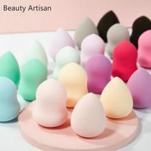 Beauty craftsman beauty make-up egg gourd powder puff make-up sponge egg box pack wet and dry make-up egg make-up egg up