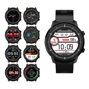 Image 2 - Men Smart Watch L5 S10 Plus L3 IP67 Waterproof Full Touch Screen Long Standby Smartwatch Heart Rate Weather PK Honor