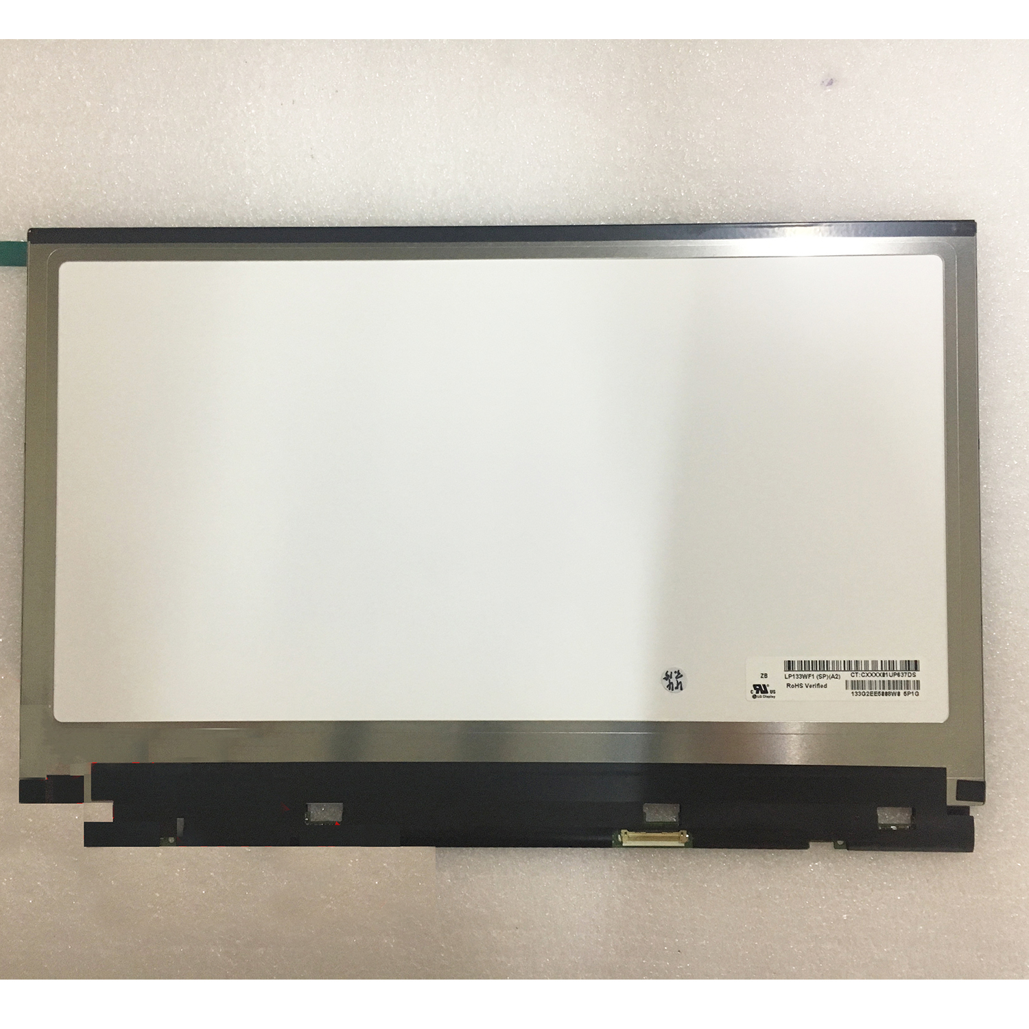 """For LG 13.3"""" LP133WF1 (SP)(A2) LP133WF1 SPA2 LED Display LCD Screen FHD 1920X1080 30 Pins Glossy Panel LP133WF1 SPA2 Replacement