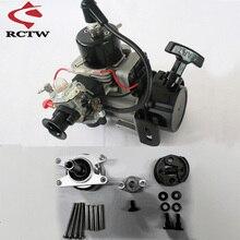 2 х тактный двигатель 26cc RC морские Газовые двигатели для автомобиля с муфтой для гоночный катер игрушки Parst