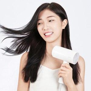 Image 5 - Smate suszarka do włosów 1800W suszarka do włosów 3 biegi jony ujemne dwuwarstwowy dopływ powietrza netto przegrzanie szybkie suszenie włosów narzędzia 220V