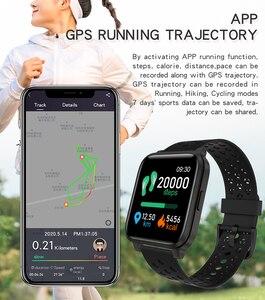 Image 5 - X3Cสมาร์ทนาฬิกาIP68กันน้ำยาวอายุการใช้งานแบตเตอรี่ปฏิเสธฟิตเนสผู้หญิงกีฬาSmartwatchสำหรับIOS Android