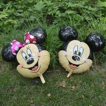 Cartoon balloon animal head aluminum film size m its head, nylon foil balloons