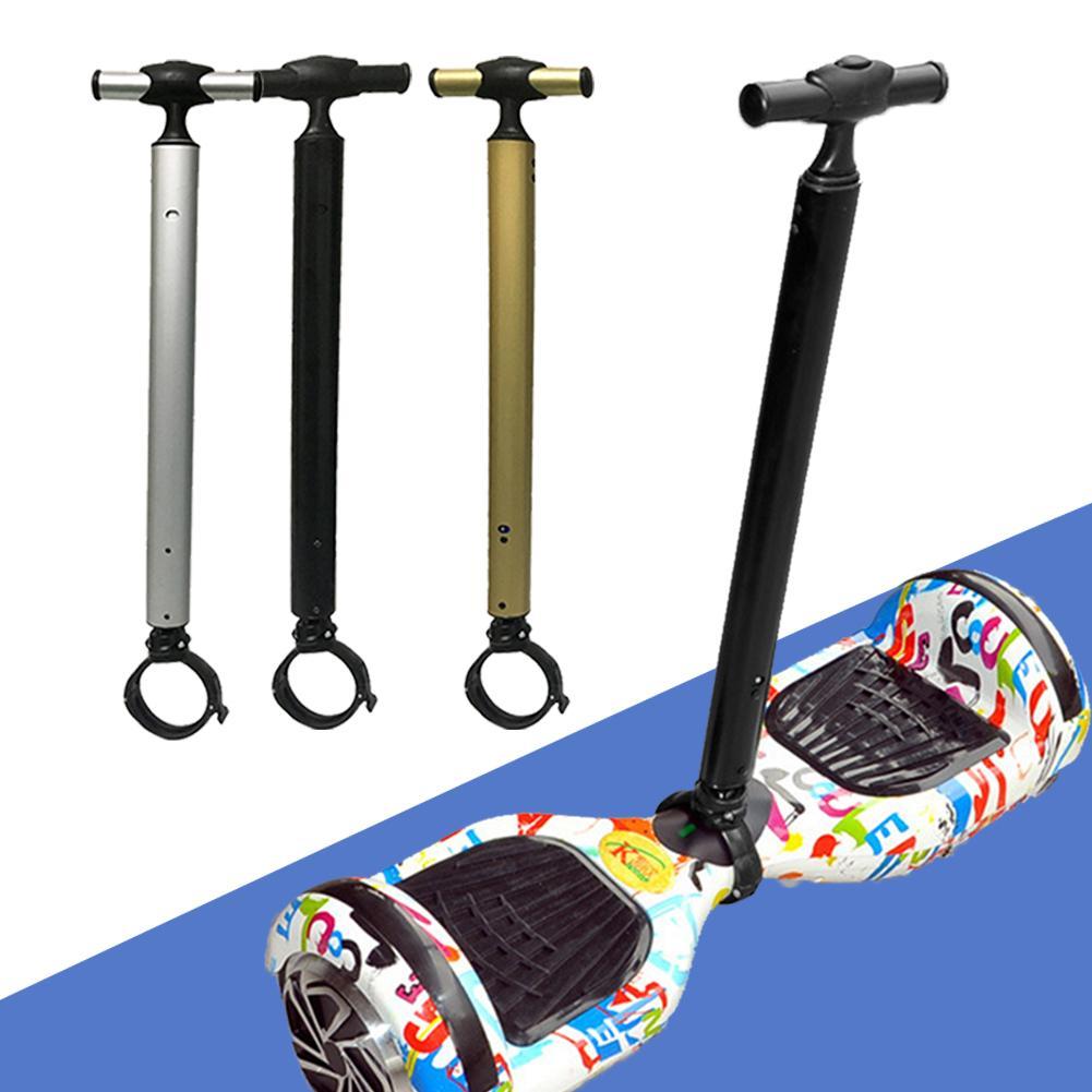 com barra inteligente hover scooter suporte guiador