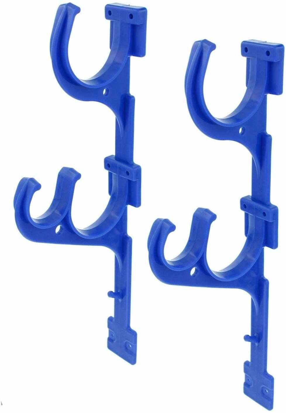 Plastic Holder Skimmers Pool Pole Hanger Garden Tools Vacuum Hose