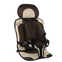 От 1 до 5 лет подушка безопасности для путешествий для детей с ремнем безопасности для младенцев  тканевый коврик для маленьких детей G8TE