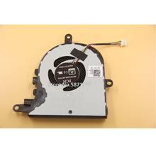 Para Dell Latitude 3590 L3590 15 E3590 para inspiron 5570 5575 cpu ventilador refrigerador FX0M0 0FX0M0 cn-0FX0M0 DC28000K9R0 bom teste