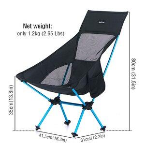 Image 5 - Naturehike стул для пикника складной стул для рыбалки стул для кемпинга стул складной походный складное кресло для рыбалки раскладной стул туризм складные стулья для пикника кресло складное кемпинг стул туристический