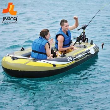 Nadmuchiwana łódź wiosłowa akcesoria do basenów łódź rybacka ponton łódź rybacka anty powódź nosić kajak tanie i dobre opinie Ekologiczny PCV 10-12Y 13-14Y 14Y 8 ~ 13 Lat Cartoon 6730-2 Nadmuchiwany plac