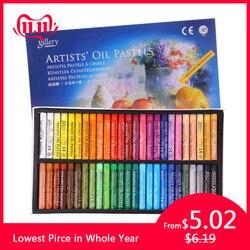 48 cores pastel de óleo para artista estudante graffiti macio pastel pintura desenho caneta escola artigos de papelaria arte suprimentos lápis macio conjunto